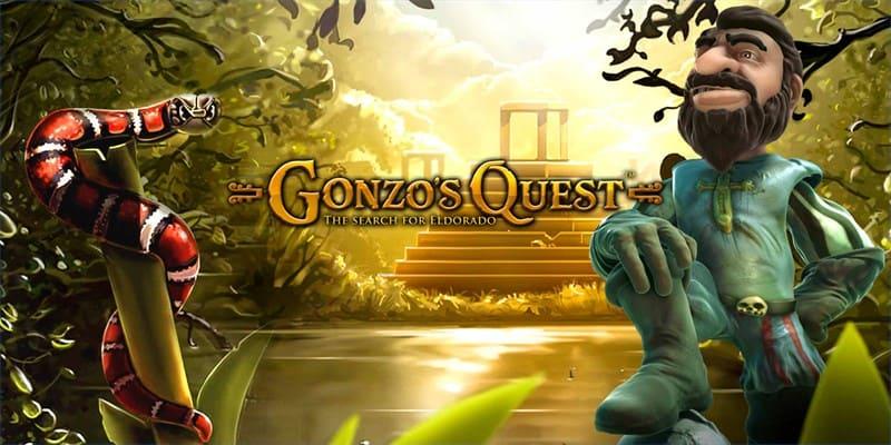 Net Entertainments spel Gonzo´s quest