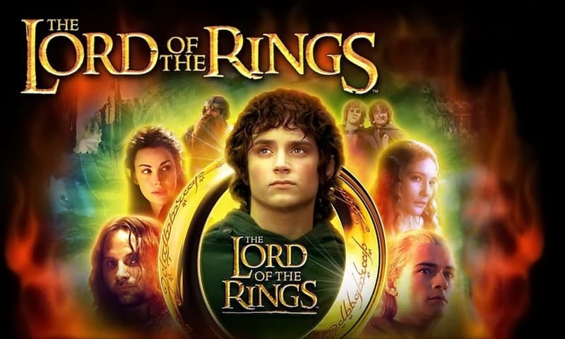 Videoslotmaskinen Lord of the Rings