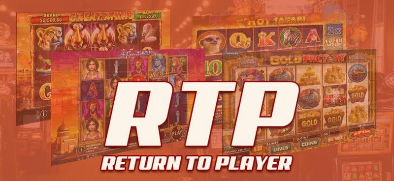 Välj ett casino med hög återbetalningsprocent (RTP)